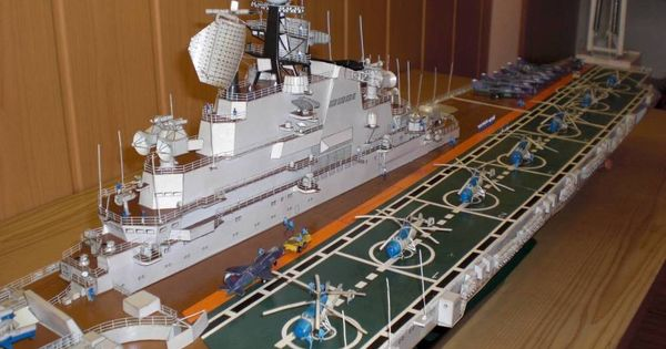 Aircraft carrier, Paper models and Models on Pinterest