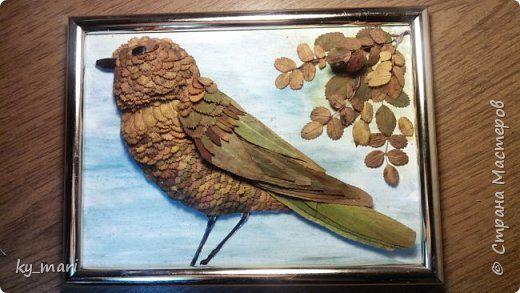 Как сделать птицу горихвостку своими руками - ПолиПроф