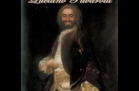 luciano pavarotti figaro oh! the pomp! ah, bravo figaro