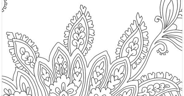 Картинки из раскраски волшебный сад