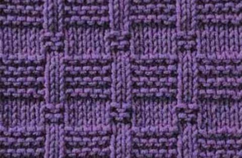 Вязание крючком плотных узоров