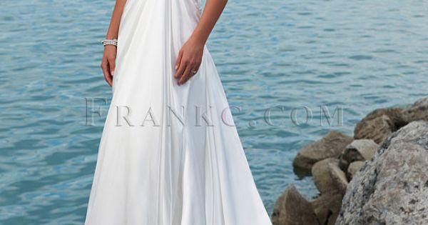 Simple form fitting wedding dresses 2017