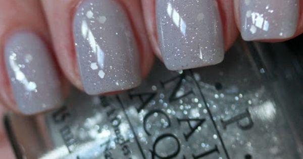 Opi nyc ballet inspired nail