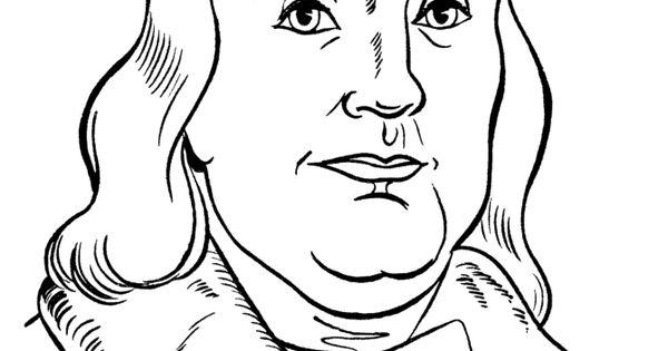 Similiar Benjamin Franklin Revolution Coloring Keywords