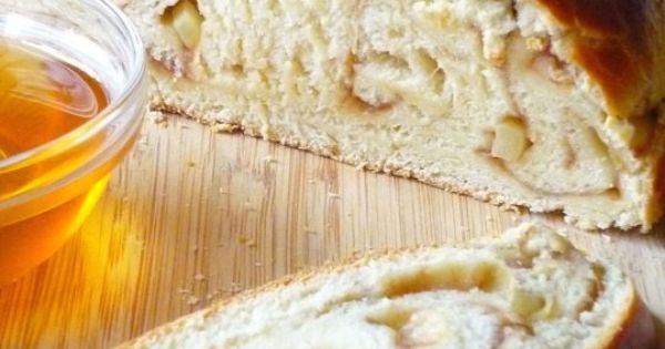 Apple Butter Challah