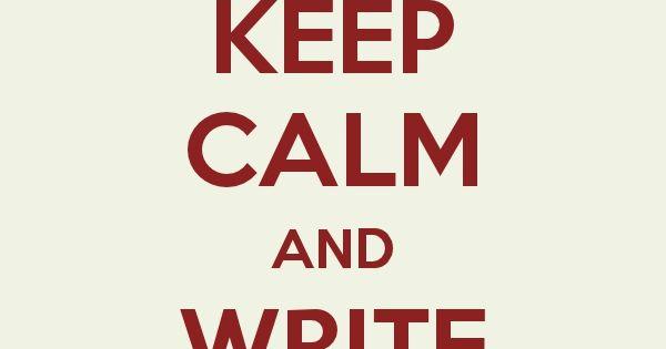 write fanfiction