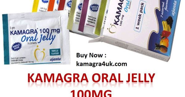 Kamagra oral jelly online uk