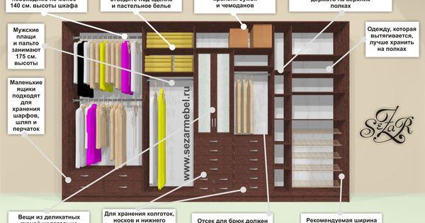 Дизайны шкафов купе внутри фото 108