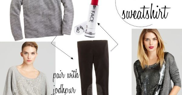 Holiday party closet staples: 7