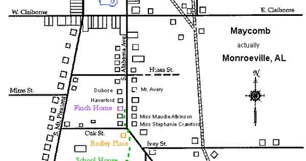 How to kill a mockingbird map f--f.xyz 2019