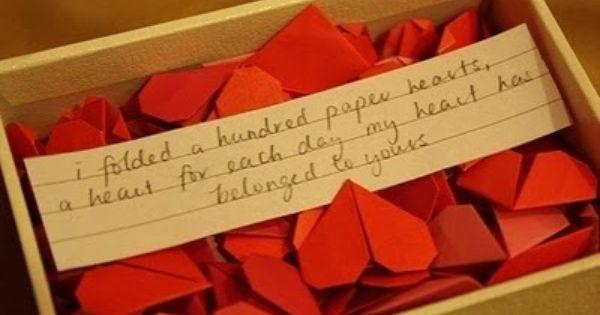 Подарок своими руками парню ко дню святого валентина