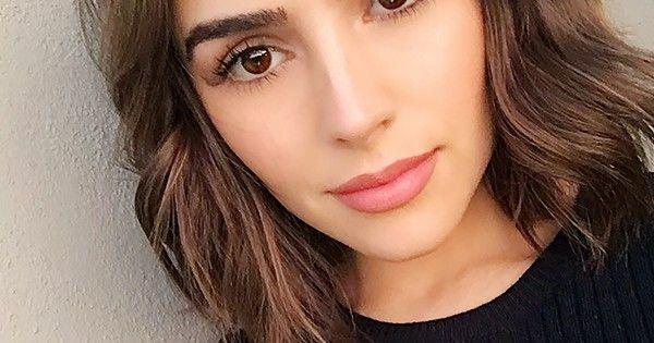 Оливия калпо без макияжа