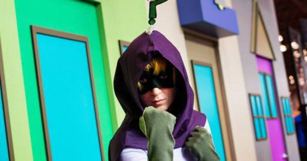Mysterion South Park Cosplay Geekxgirls Com Article Phpidsatu Cosplay Pinterest