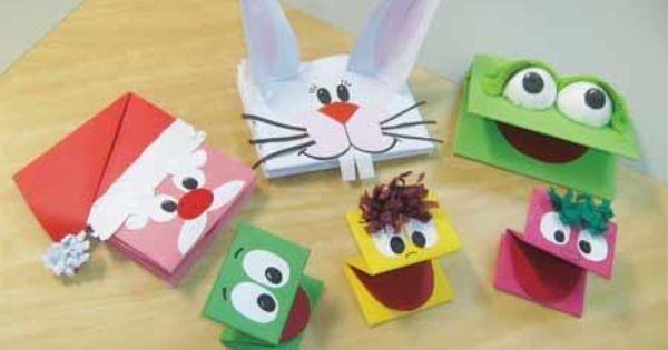 Игрушки из бумаги своими руками схемы Игрушки из картона Pinterest Hledani