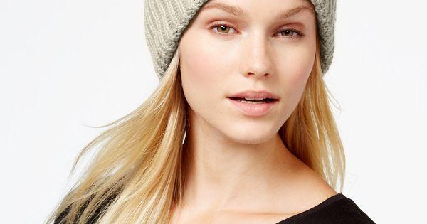 DIY Rhinestones Beanie Tutorial For Chic Style Winters
