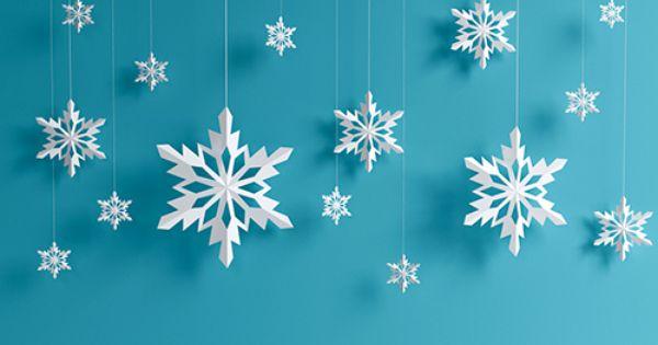 Украшение на новый год своими руками снежинки