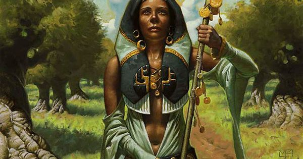 Noble Hierarch by Mark Zug