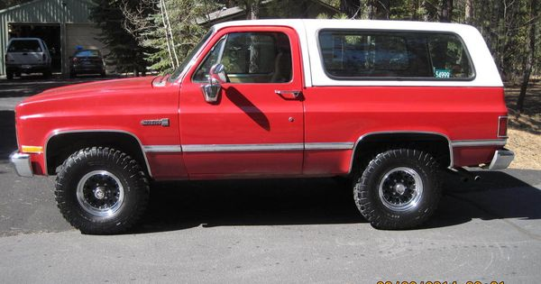 Chevy k5 blazer ebay electronics cars fashion collectibles html autos weblog