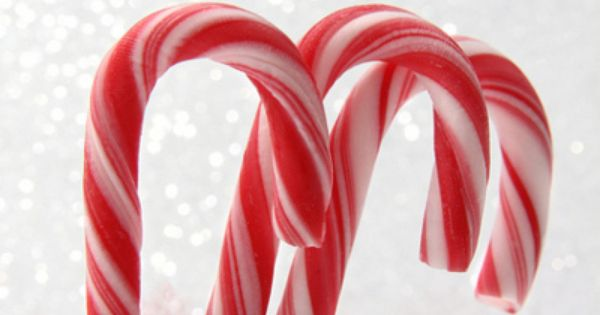 Christmas Candy Canes Christmas Red White Pinterest