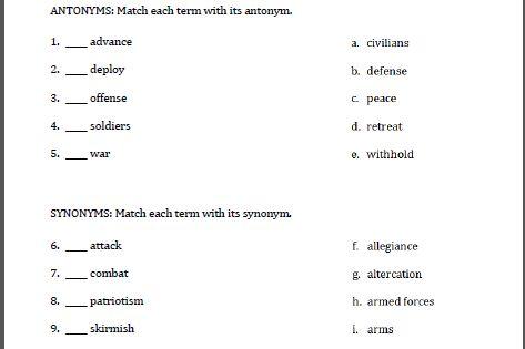 essay terminology - explore