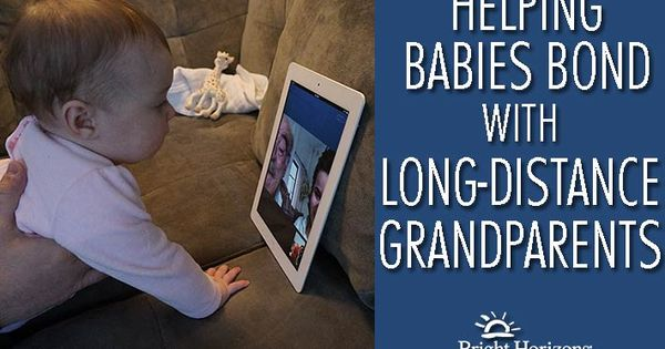 How to Bond with Long Distance Grandkids