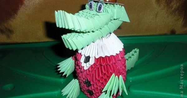 Модульное оригами фото и видео