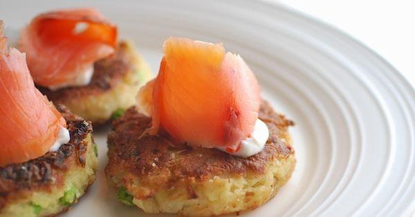 Colcannon Cakes Recipe foto