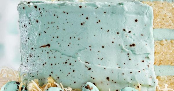 pics This Malted Coconut Cake Is the Most Delicious Way to Celebrate Easter