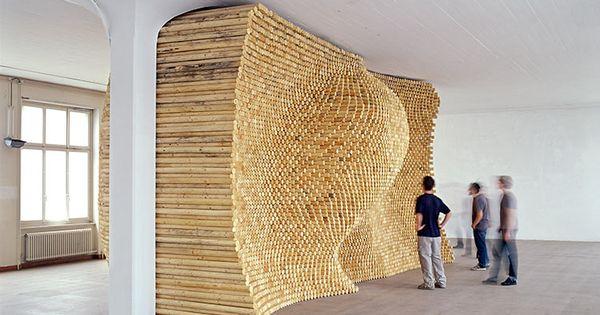 Арт объекты из дерева