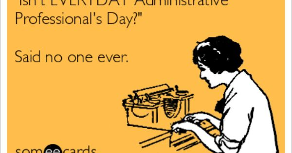 quote for saying thank you on administrative professionals day