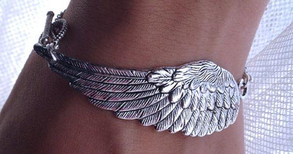 Браслет с крыльями своими руками 25