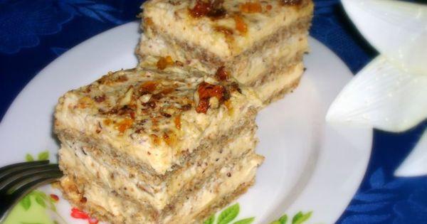Простой и вкусный торт рецепт с пошаговым