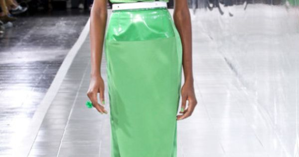 Prabal gurung spring/summer rtw collection at new york fashion week pictures