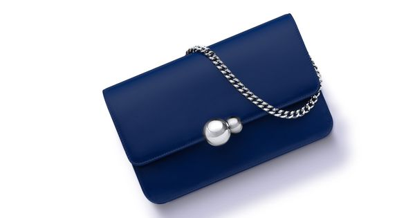 Replica miss dior pearlised lotus mini pouch bag with chains