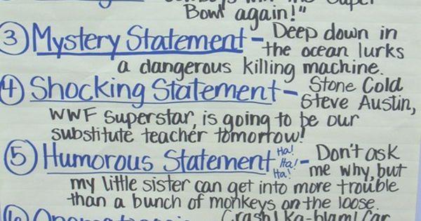 good expository essay grabbers