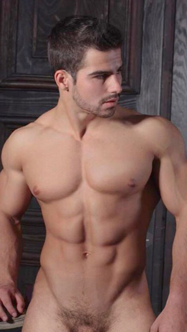 Hot Naked Male Bodies