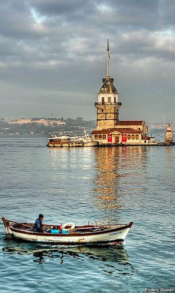 Девачая Башня, Стамбул www.russkiygidvstambule.com Индивидуальные экскурсии по Стамбулу. Исмаил Мюфтюоглу Частный гид историк.