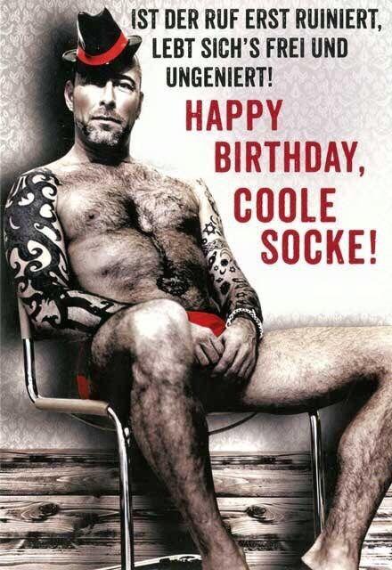 Alles Gute zum Geburtstag sexy für ihn