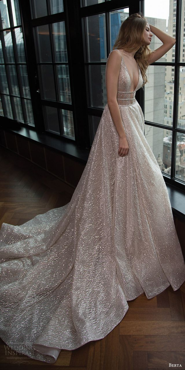 Berta Bridal Fall 2016 Wedding Dresses — Campaign Lookbook - Berta Bridal Fall 2016   wedding dress inspiration