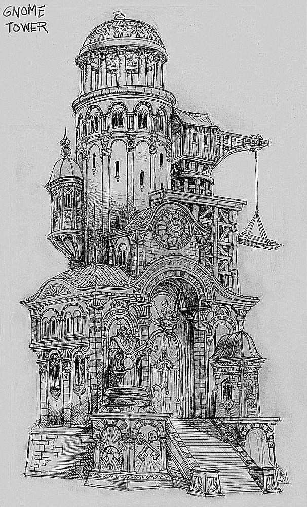 Free coloring page coloring-architecture-castle Big Castle - dessin de maison a imprimer
