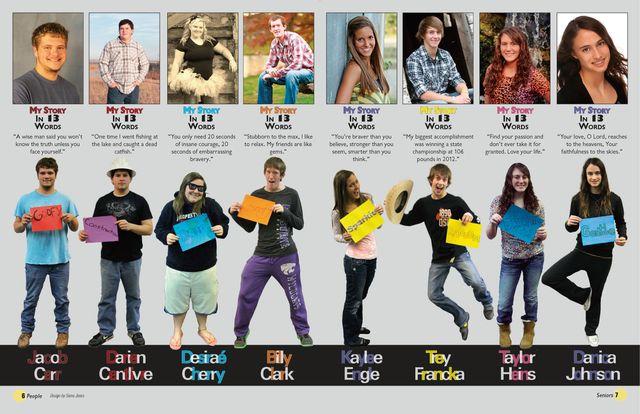 8700fa0565feab372f05e294b188ea67 640×414 Pixels | Yearbook Ideas |  Pinterest | Yearbooks, Yearbook Ideas And Yearbook Layouts