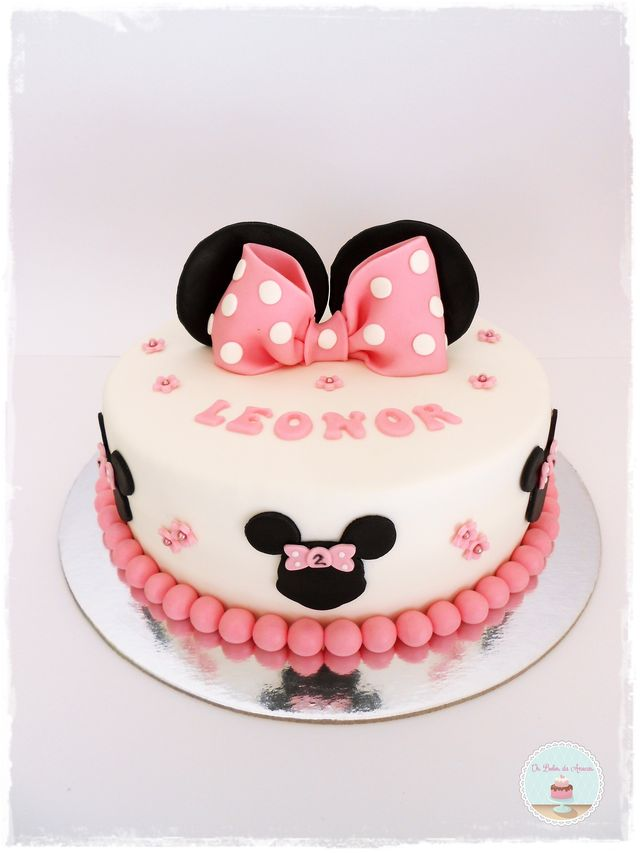 minnie mouse ratones and fondant on pinterest. Black Bedroom Furniture Sets. Home Design Ideas