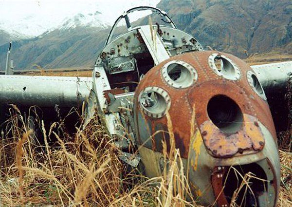 1000 Images About Abandoned Aircraft On Pinterest