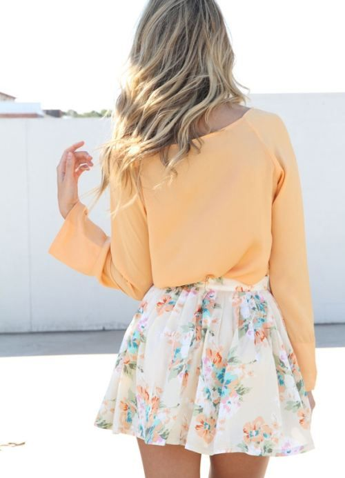 Spring is in the air (32 photos) - Pastel & Floral<3