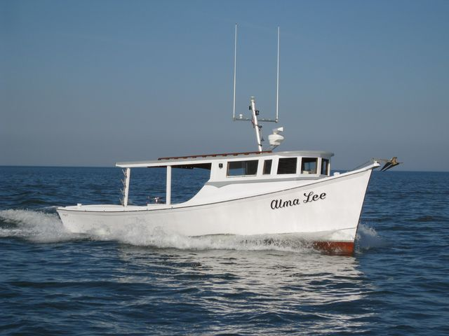 Bay Boats For Sale: Chesapeake Bay Deadrise Boats For Sale