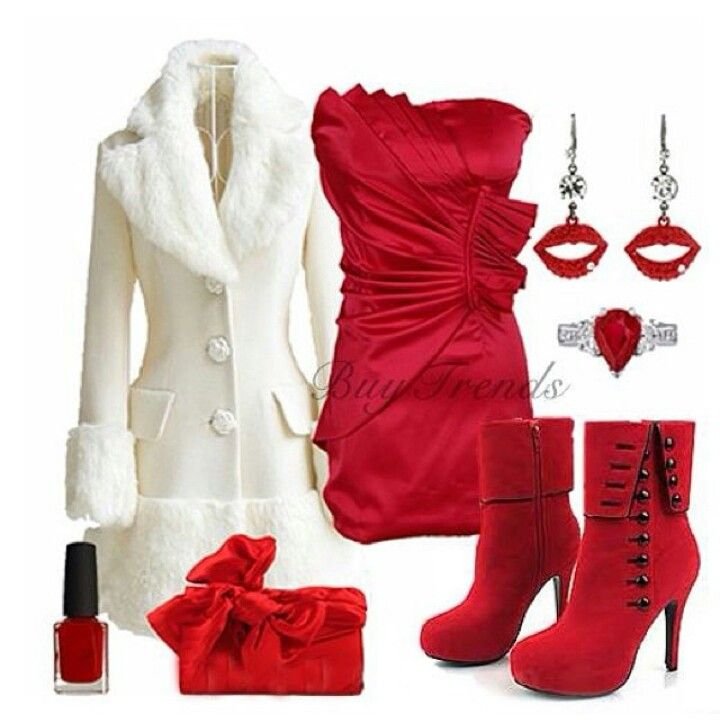 outfits for valentine's day pinterest