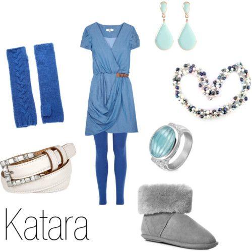 Katara (Avatar: The Last Airbender) Inspired