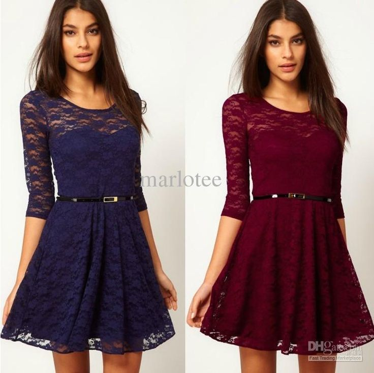 Original Casual Dresses For Women Nice