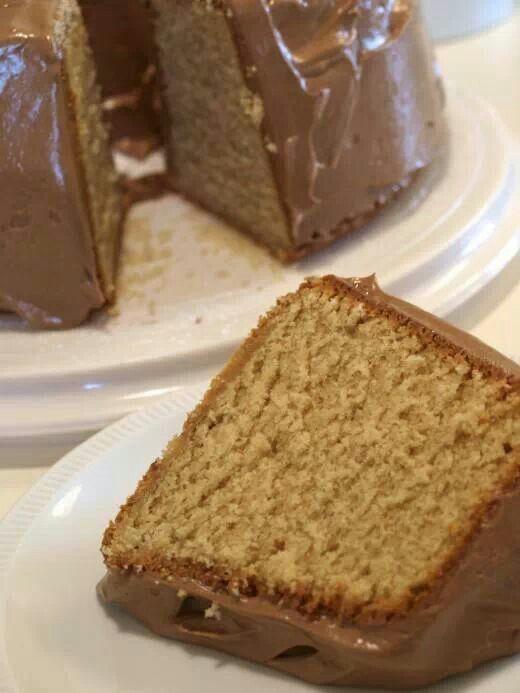 Peanut butter pound cake   And for desert   Pinterest