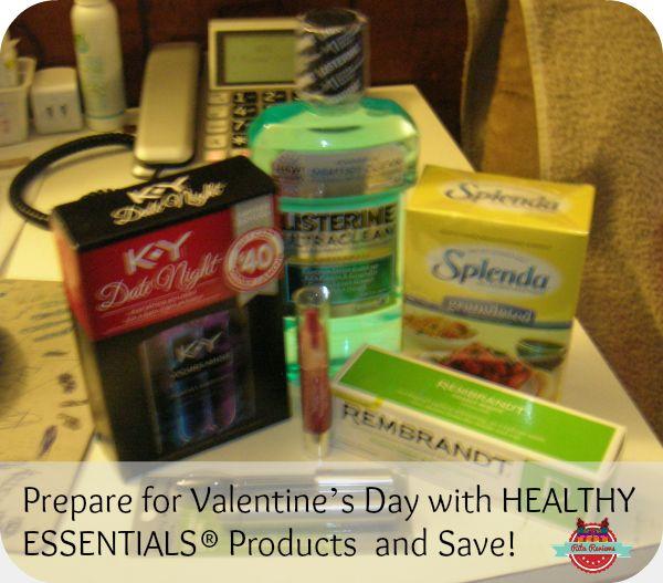 valentine day essentials